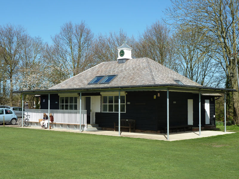 Much Hadham Sports Pavilion