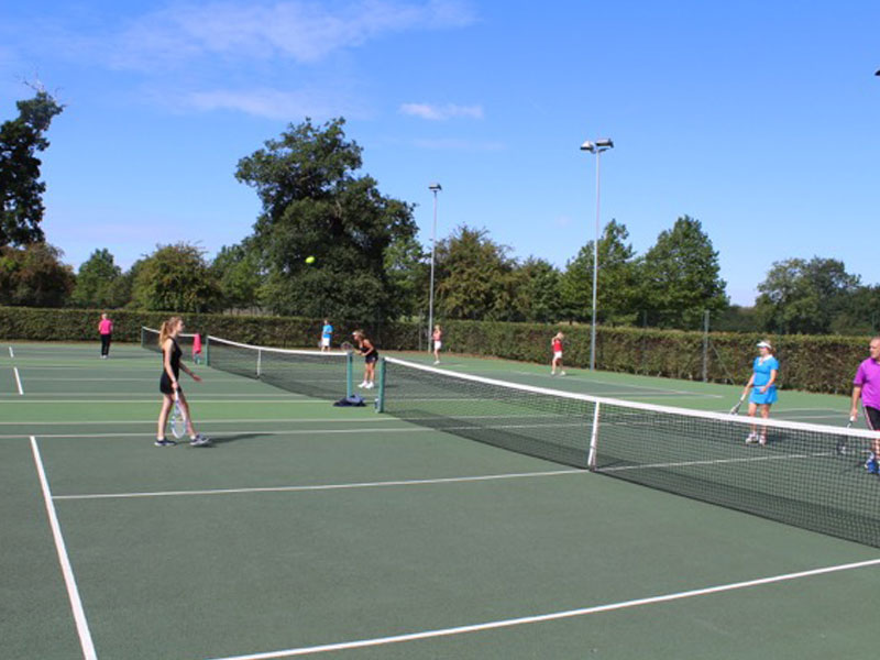 much hadham tennis club