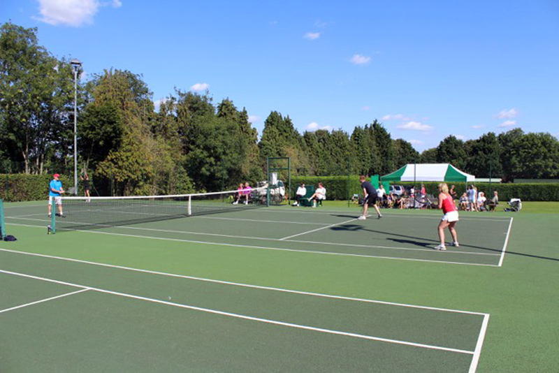 Much Hadham Tennis Club 1